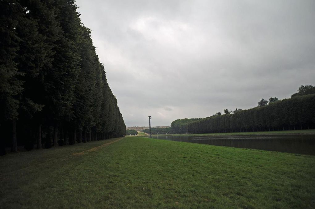 Randonnée à Versailles du 18 août 2016