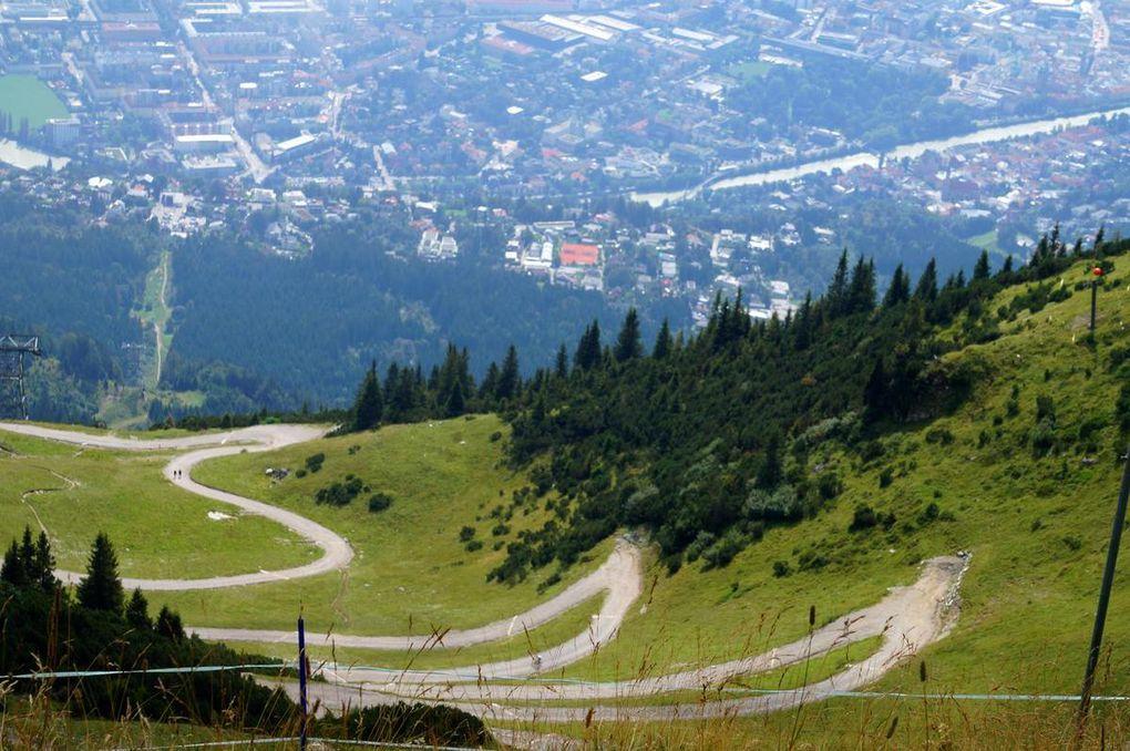 Le voyage en Autriche