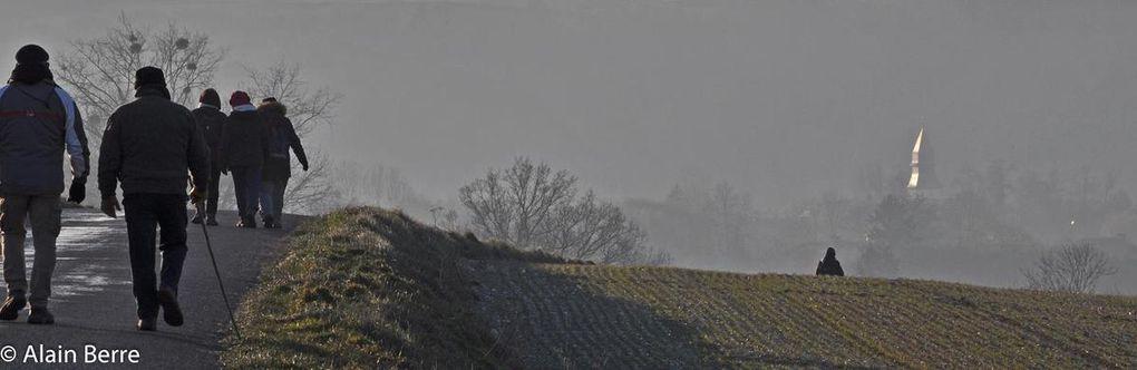 Nos March'Eure du 19 janvier 2017