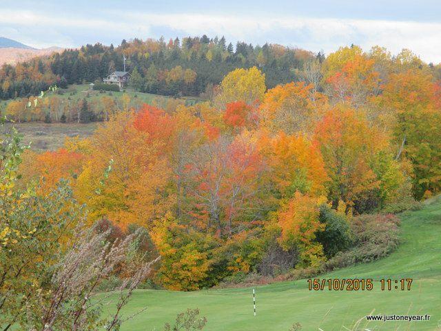 Région du Charlevoix Québèc, encore des couleurs (2)