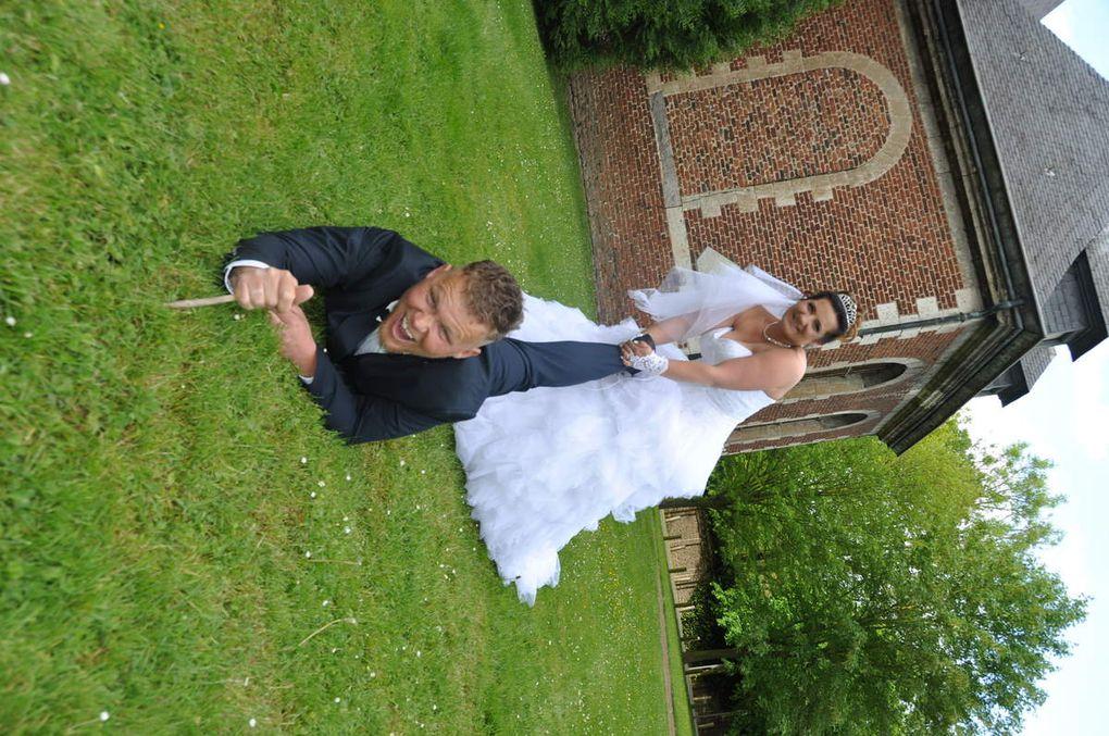 Mariage à Carnin (Nord pas de Calais)