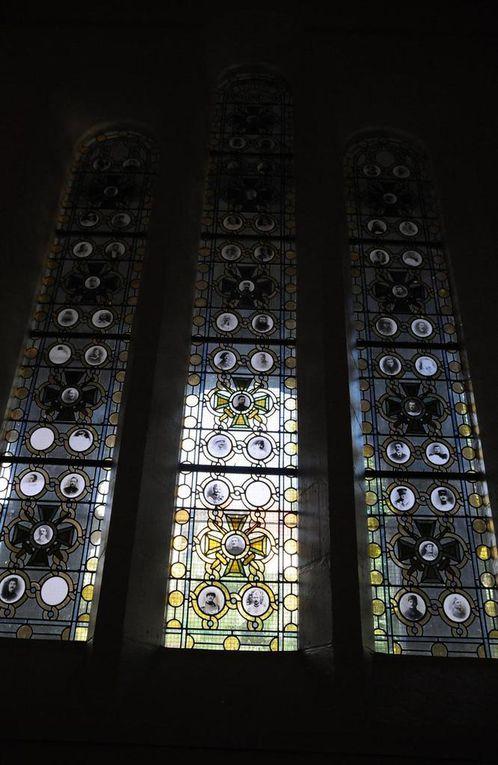 La crypte du souvenir de ND de Lourdes (Sotteville-lès-Rouen)