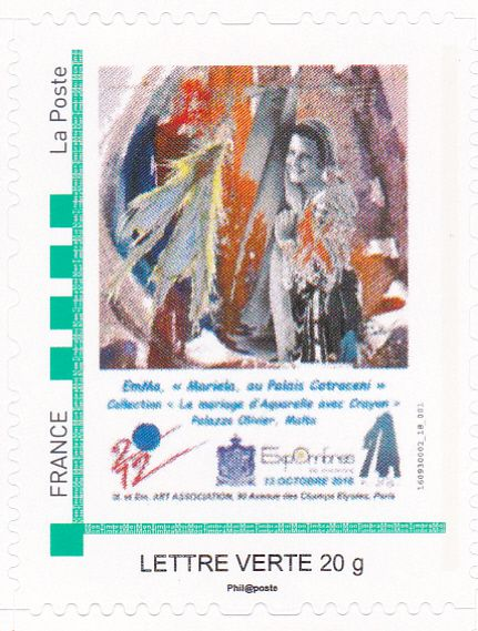 La Collection de timbres-poste de M. et Em. ART ASSOCIATION