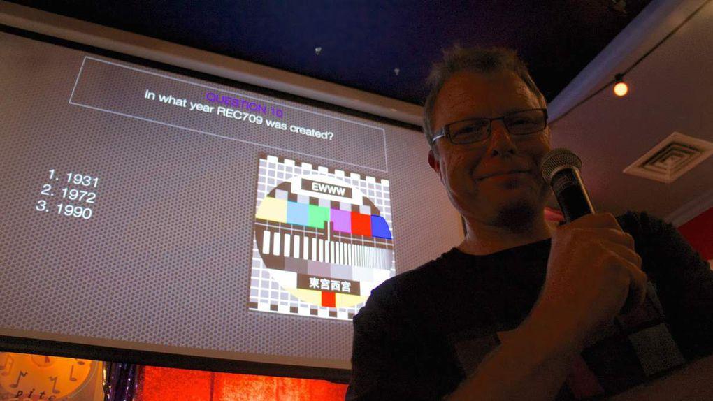 IBC Colorist Mixer 2015