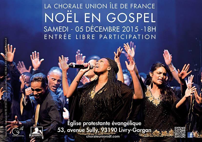 5 décembre à Livry Gargan