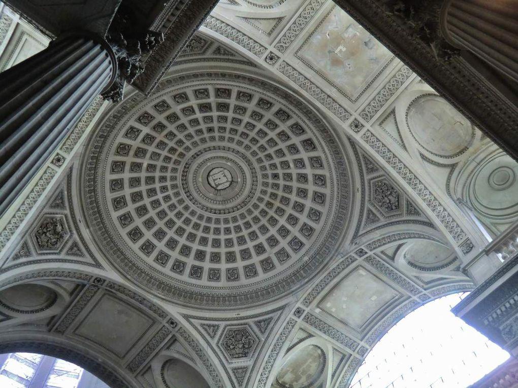 Promenade à Paris : Bibliothèque Nationale, Panthéon, Montmartre