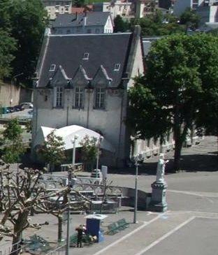 Saint Martin est à Lourdes depuis 1929