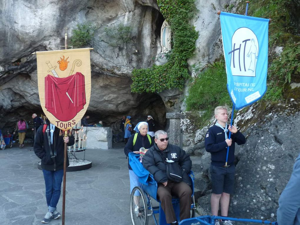 Les photos d'avril 2017 à Lourdes