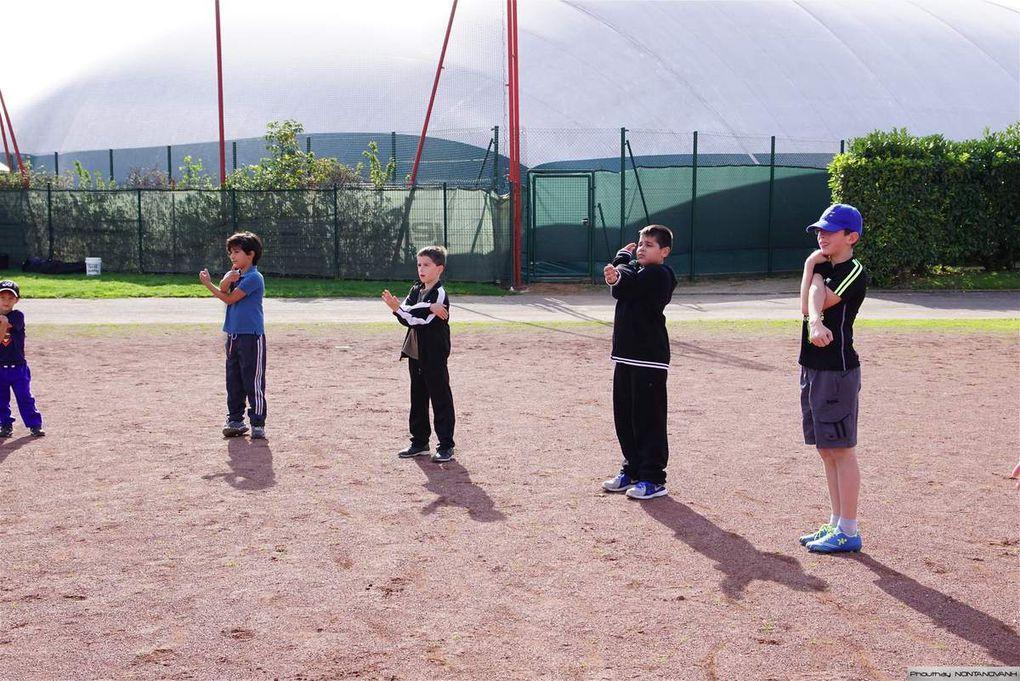 Un après-midi d'entraînement chez les TIGERS