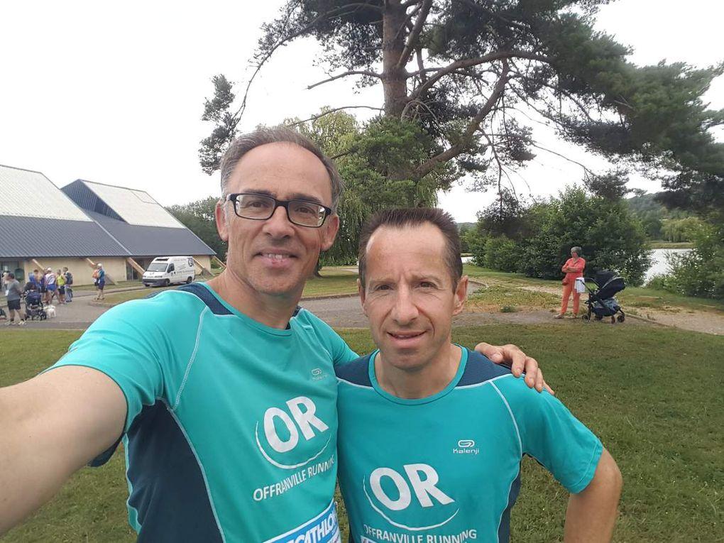 25 juin 2017 : marathon, triathlon et duo !