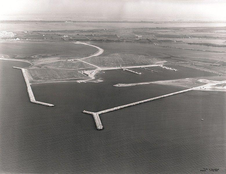 Naissance de Port-Camargue