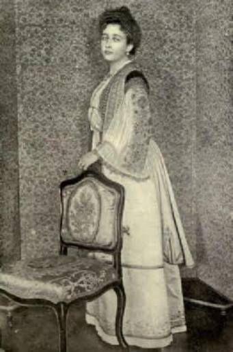 17 février 1946: Jutta de Mecklembourg-Strelitz
