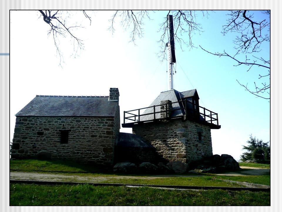 La tour télégraphique du Buat...