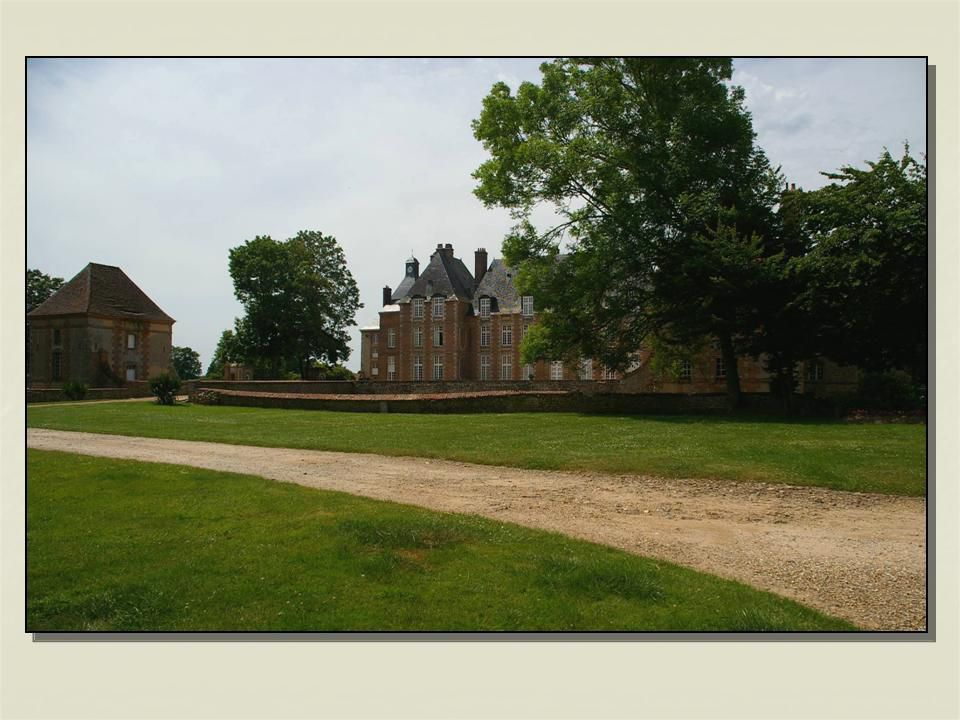 A Thubeuf, un château dans l'Histoire...