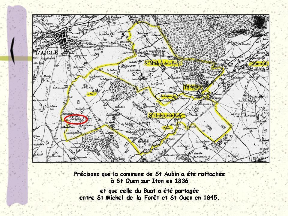 A l'école de St Michel-de-la-Forêt... 1ère partie.