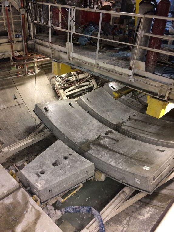 Retour sur notre visite du Chantier du futur Tunnel Lyon-Turin 12-10-2016