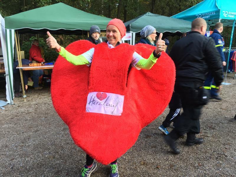 Herzlauf Hilden - der Lauftag