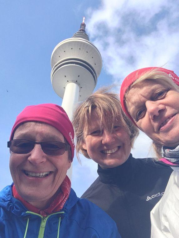 Hamburg Marathon - Einfach ist anders :-)