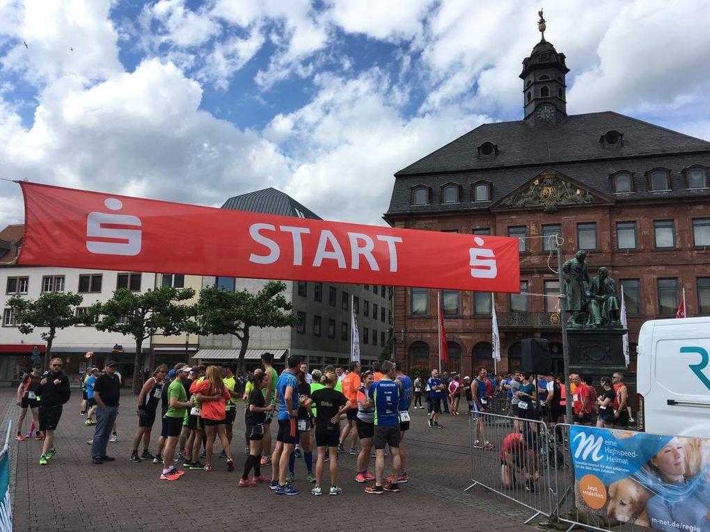 Brüder-Grimm-Lauf, 09. bis 11. Juni, Tag 1