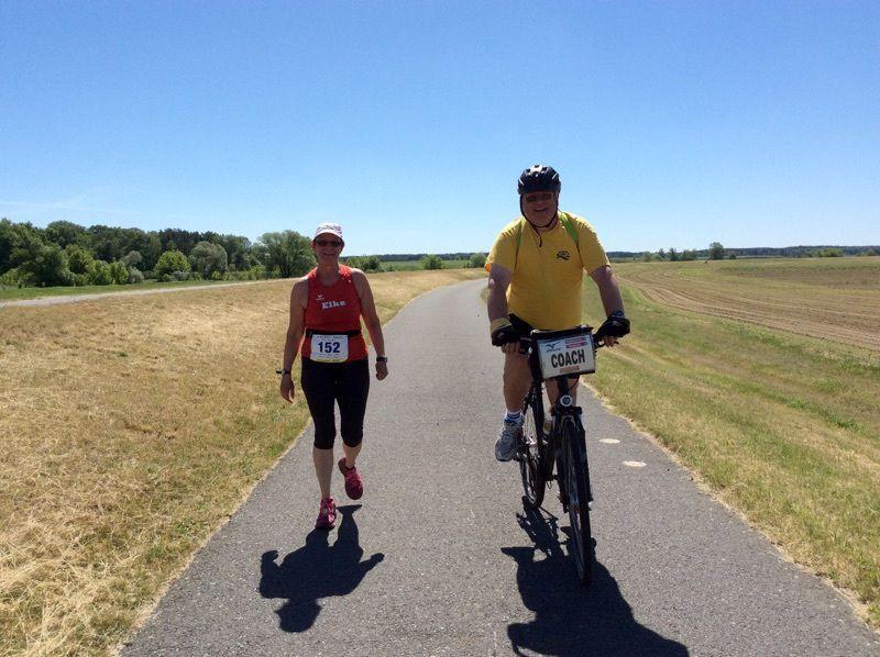 Run&amp&#x3B;Bike in Neuzelle am 27. Mai