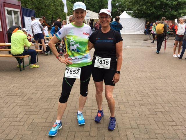 Hamburg Halb-Marathon am 25.06.2017