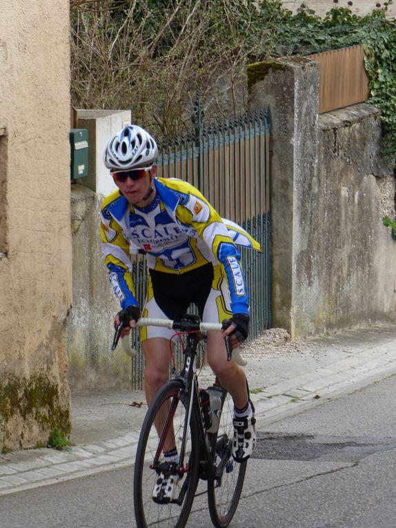 Grand Prix de Villieu Loyes Mollon - 12/03/17 : les résultats