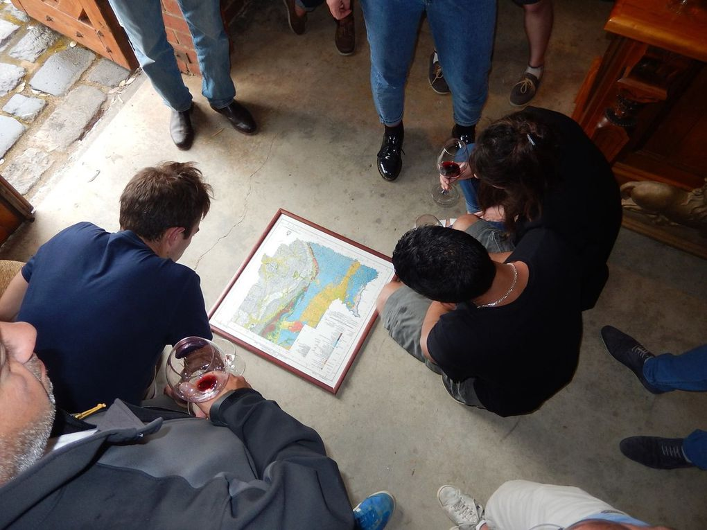 Sommellerie : vins et nature, les découvertes australiennes des finalistes du concours Chapoutier