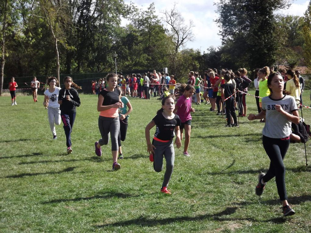 PHOTOS du CROSS