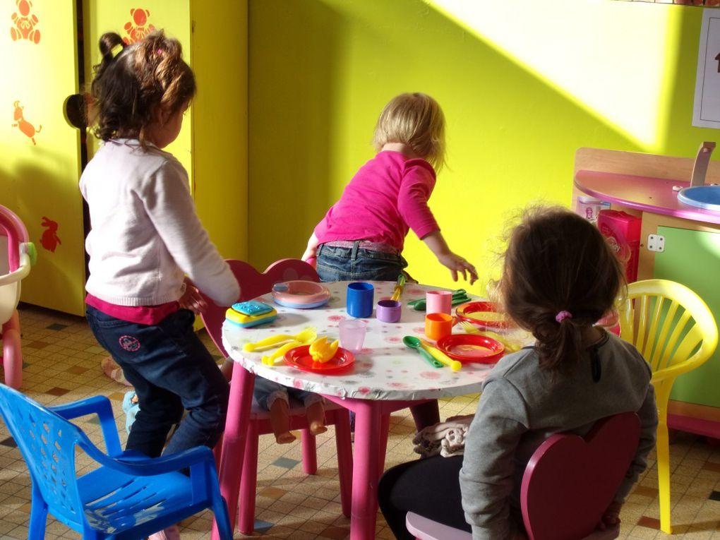 Quelques activités en maternelle