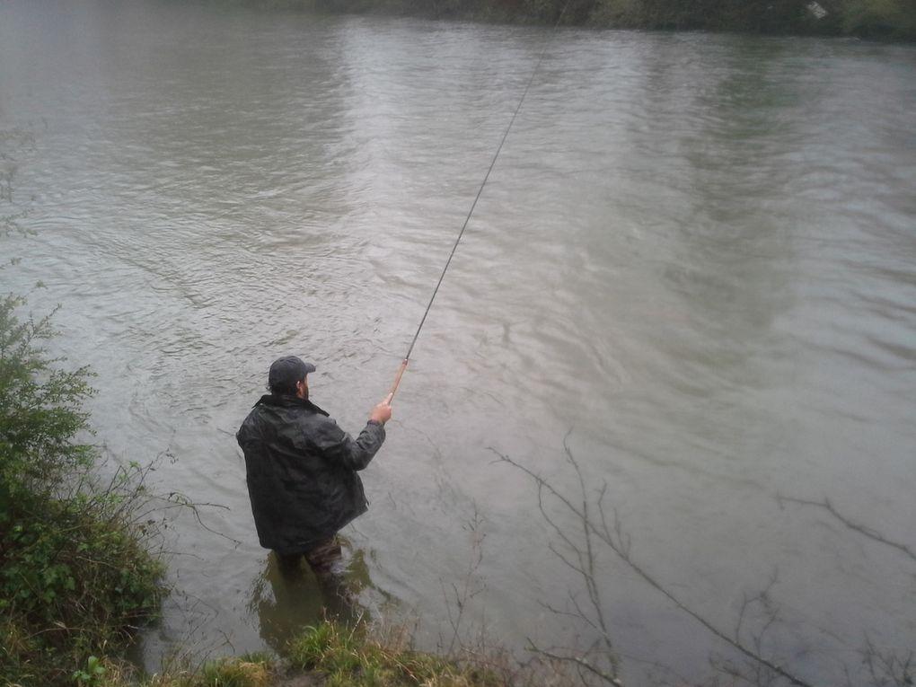 Session pêche en dérive en BPJEPS