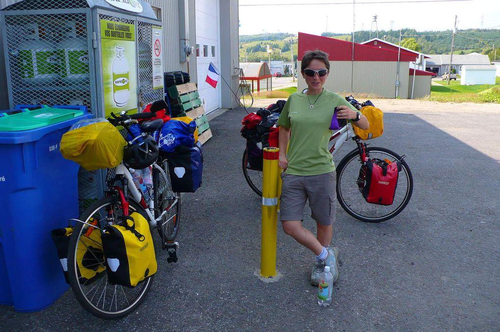 Quebec à Vélo : Road Book