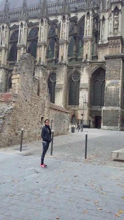 Reims week end Marche Nordique