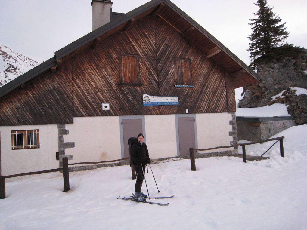 Tour  de la Nova -ski de randonnée