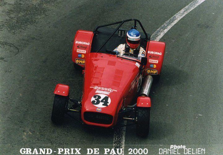 Renaud MALINCONI - Pilote FIA SILVER 2017