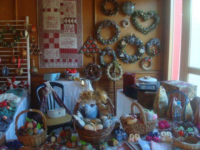 Marché de Noël à Calvi