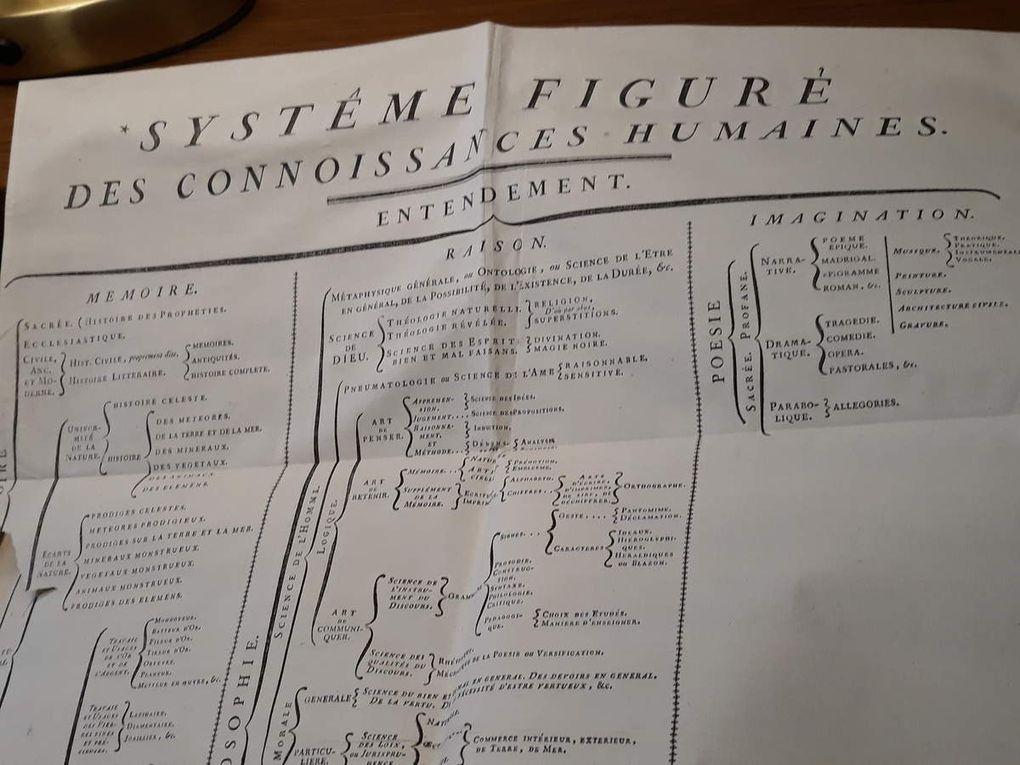 L'ex-libris du Mont St Michel et ... le tampon de la ville d'Avranches