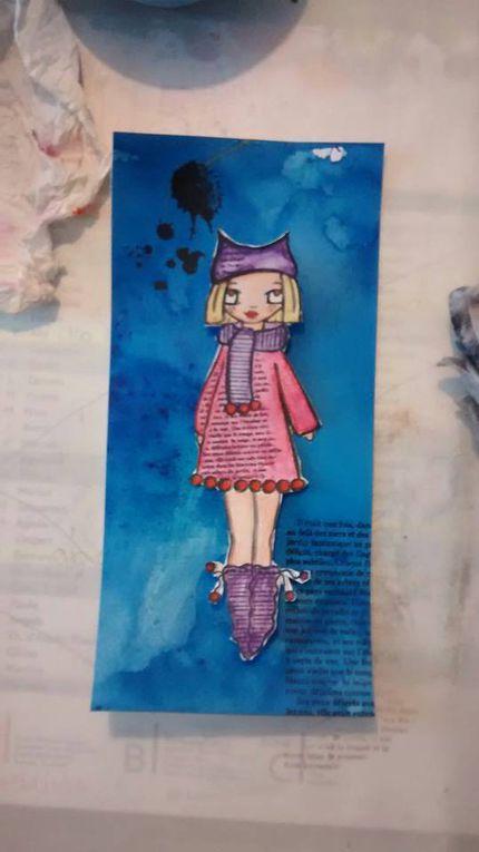 Atelier Colorisation 19 mars