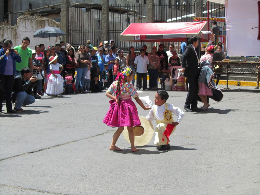Ville de Huaraz