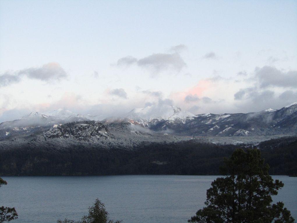 San Martin de los Andes et San Carlos de Bariloche