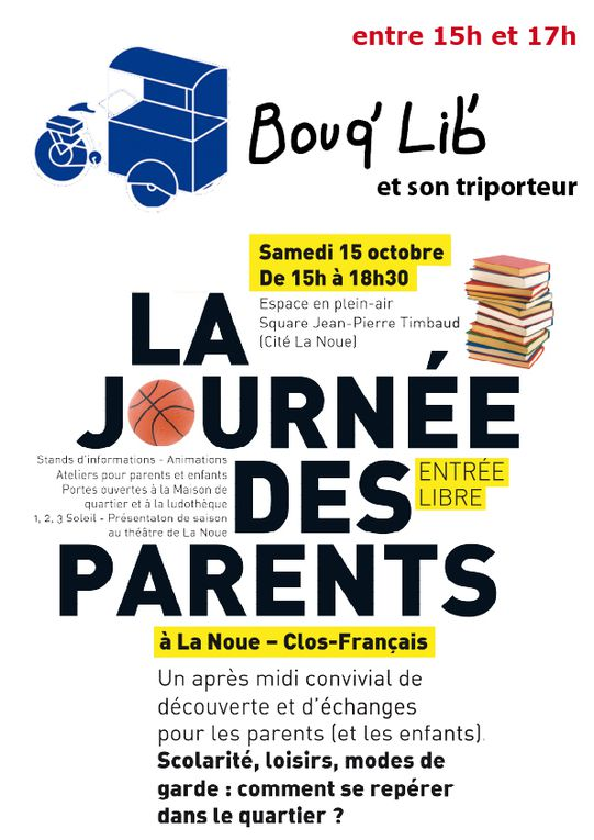 Journée des Parents à la Noue