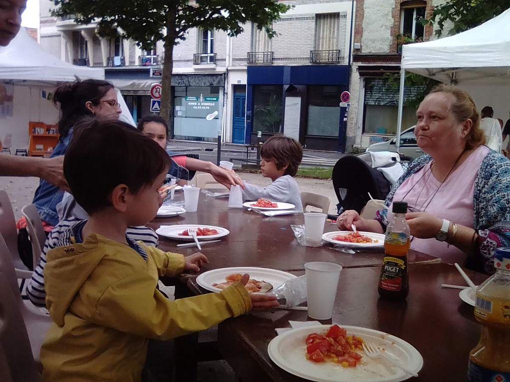 Journée festive et gourmande place Carnot
