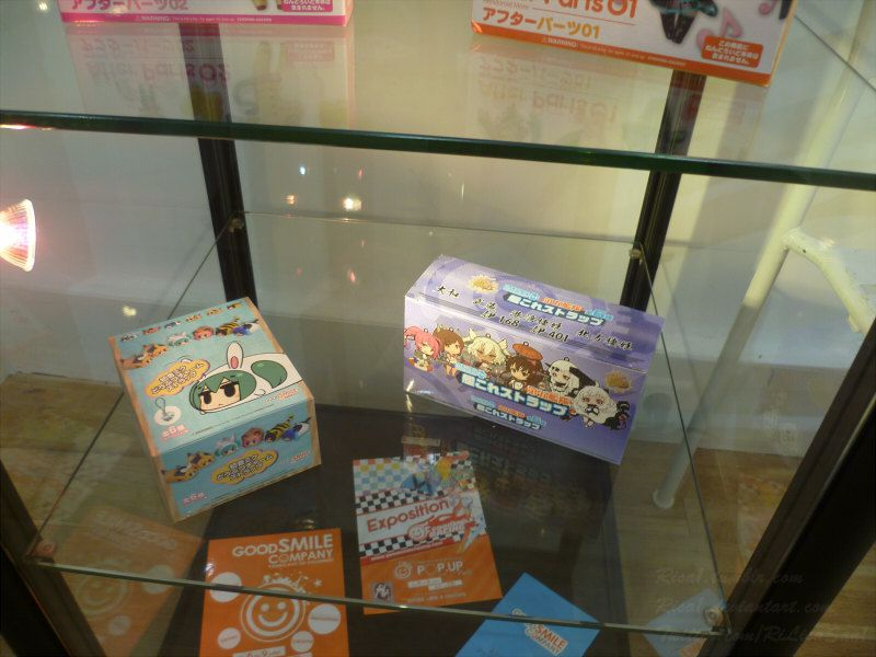 Japan Expo 2016 - GOODSMILE POP-UP STORE