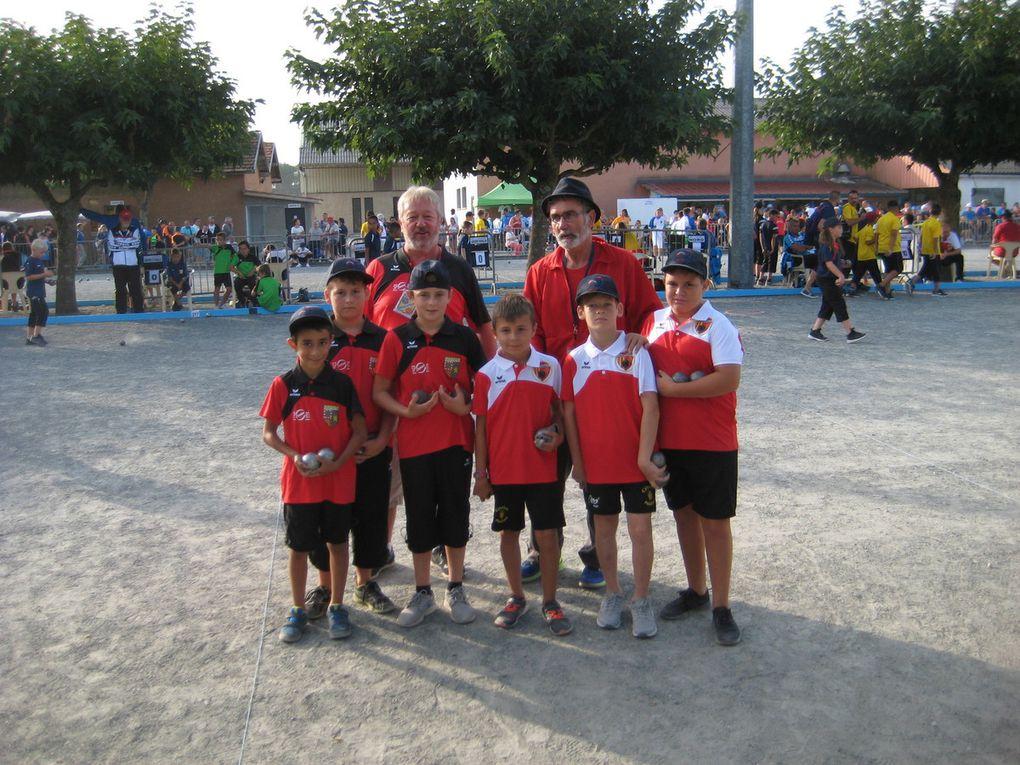 Championnat de France jeunes à SOUSTONS