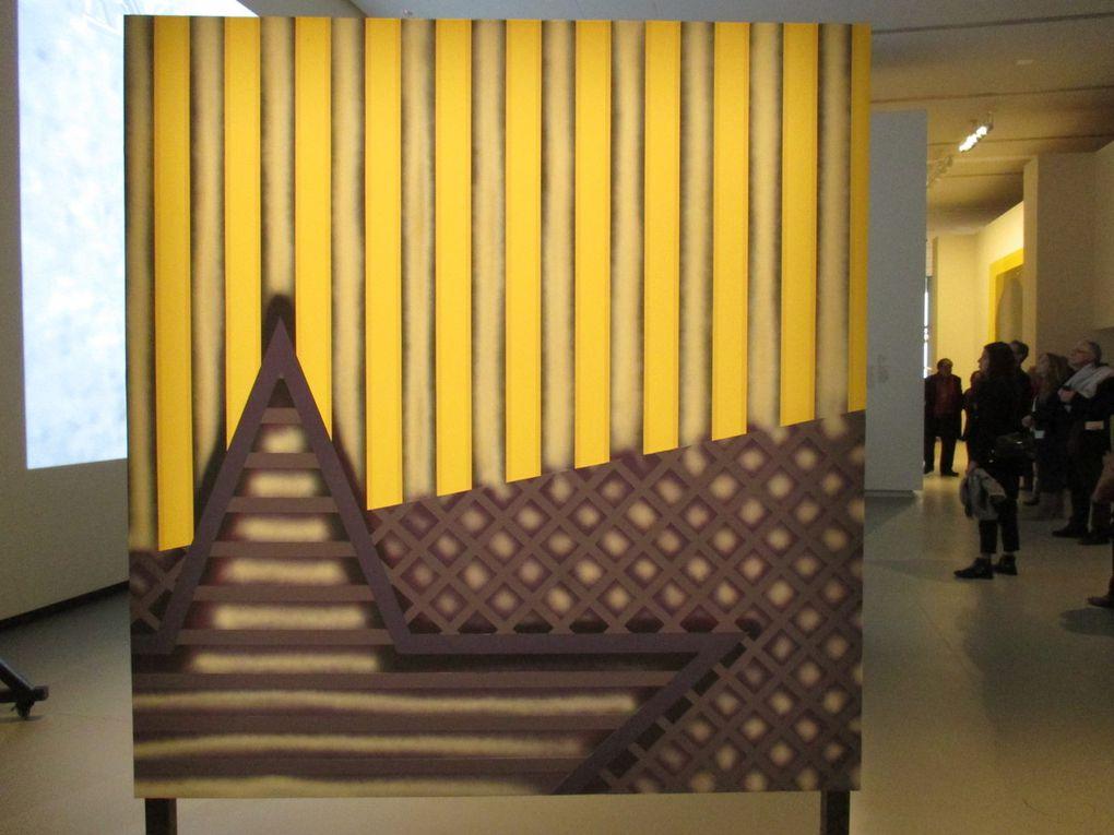 DIAPORAMA : oeuvres des artistes des expositions Bentu et permanente