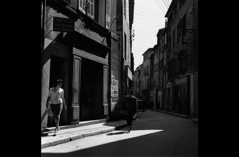 Andres Serrano et Harry Callahan à la Maison Européenne de la Photographie