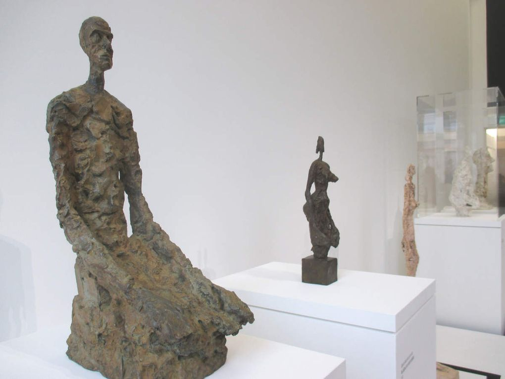 Picasso - Giacometti au musée Picasso