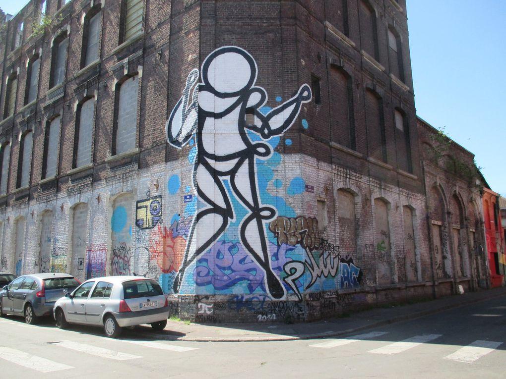 Street Génération(s) à la Condition Publique à Roubaix