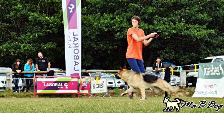 Frisbee AWI Championnats d'Europe 2015 Espagne