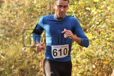 Trail de la Madone à Velars, 8 novembre.