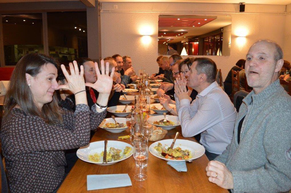 Photos soirée couscous :